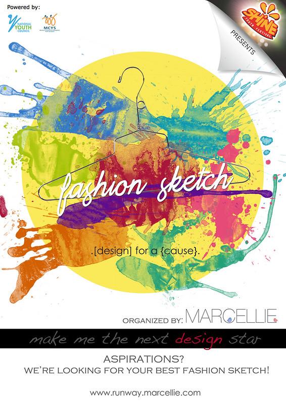 Fashion Sketch It Poster 2