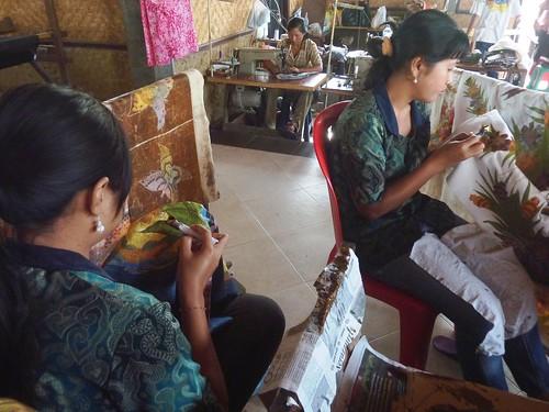 Bali-Villages d'artisans-Batubulan (2)