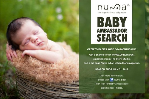 Numa Baby Ambassador 01