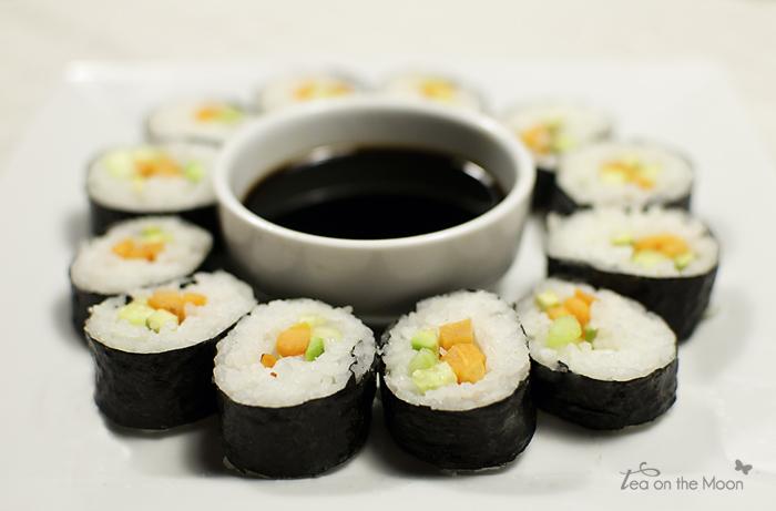 Sushi club del tupper 6