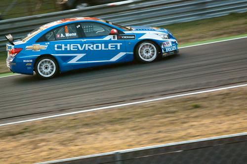 Chevrolet dirá adiós al WTCC a final de año