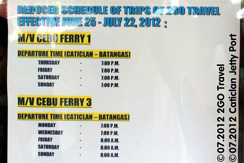 Flickr: Discussing Schedules in Philippine SHIP Spotters Society