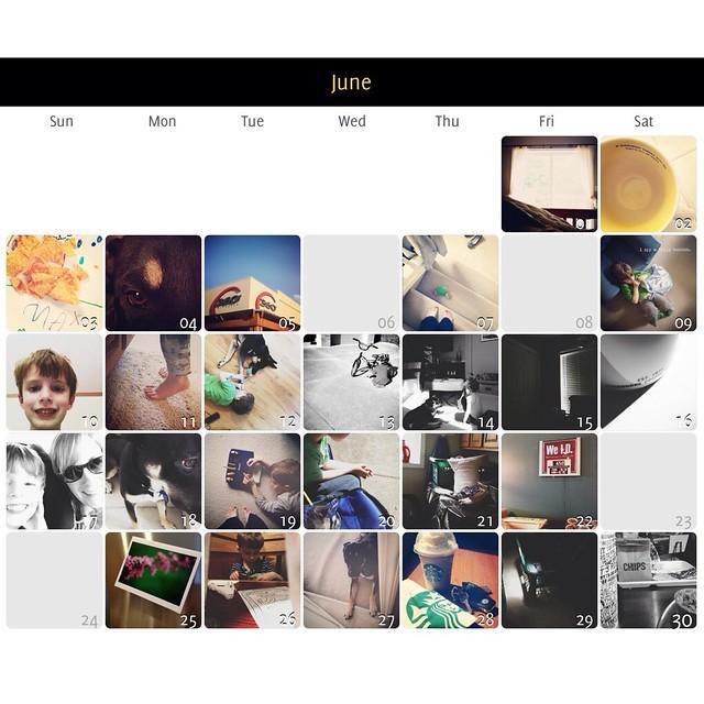 June 365+1