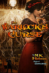 October 31st 2012             The Warlock's Curse (Veneficas Americana #3) by M.K. Hobson