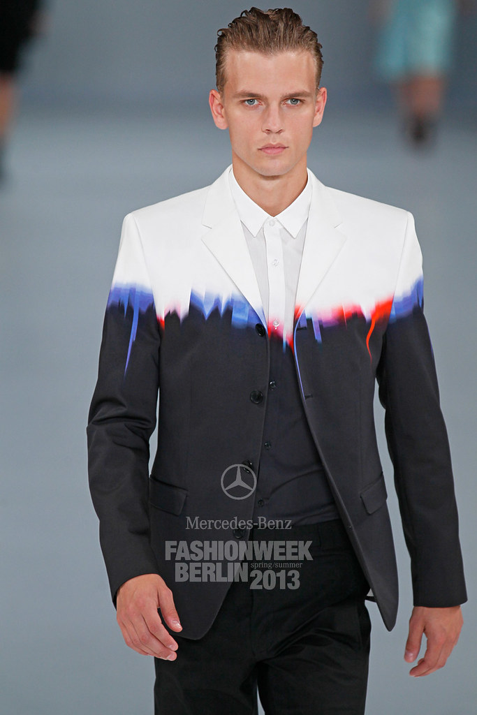 SS13 Berlin Hugo by Hugo Boss016_Benjamin Eidem(Mercedes-Benz FW)
