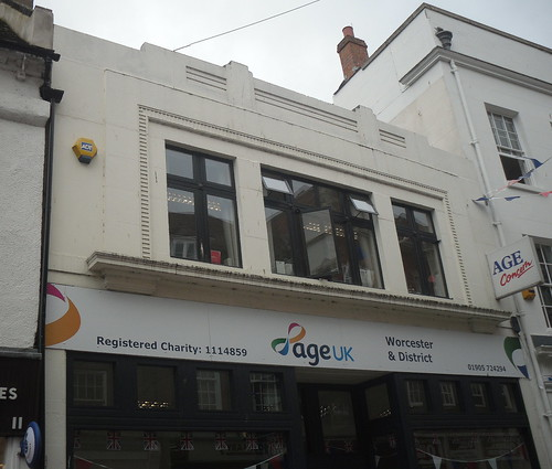 ageUK, Worcester, Worcestershire,