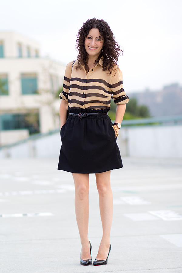 Skirts and Stripes