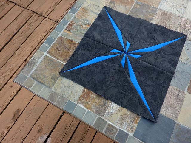 paper pieced pinwheel
