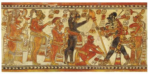 Penn Museum Blog Maya Vase From Chama Guatemala Object