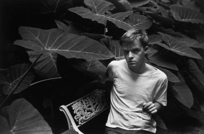 Truman Capote - Cartier-Bresson