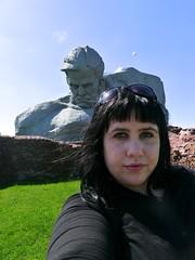 Valour statue