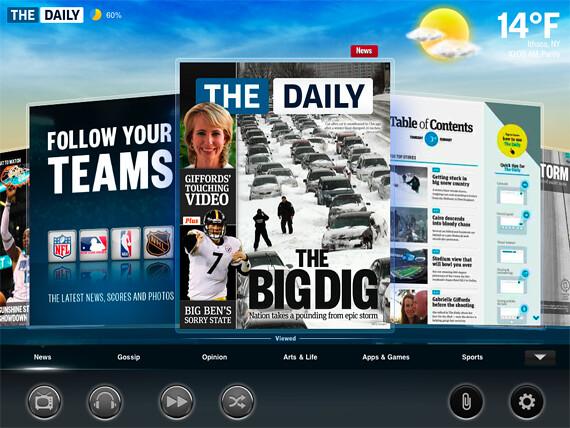 ¿The Daily, el diario exclusivo de iPad, a punto de cerrar?