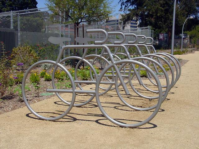 03 Exposition Park - Bike Racks (E) | Flickr - Photo Sharing!