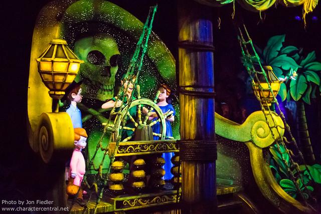 DLP June 2012 - Peter Pan's Flight