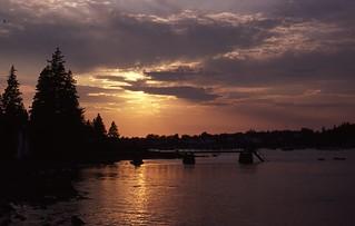Tenants Harbor, ME 1984