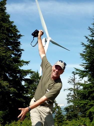 tilting at windmills