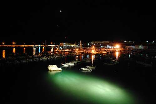 Otranto in the night