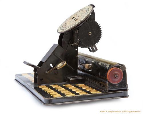 Dial Typewriter