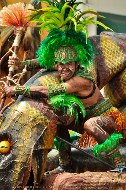 Dinagyang 2011 - Ati Competition - Tribu Paghidaet (629)