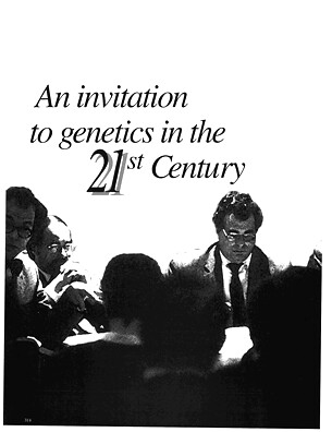 An Invitation to Genetics in the 21st Century