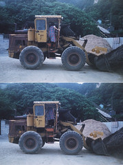 vehicle, transport, tractor,