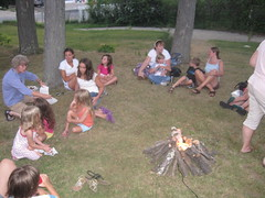 Scary Campfire Storytime July 2012 004