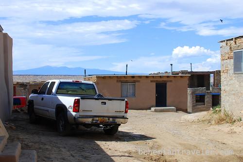 street view at Acoma Pueblo Sky City (2)