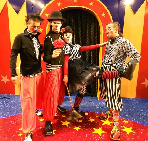 espect culos circo delanube montevideo uruguay