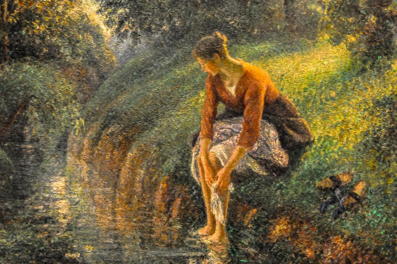 H. Pissarro Hughes Claude Pissarro - milk  - ☆ Milk ☆ 平平。淡淡。也是真。