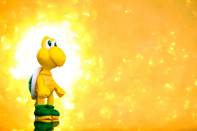 Super Blast Koopa Troopa - Christians can relate to Super Mario