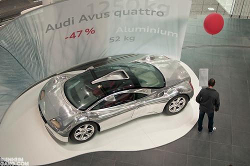Avus quattro - Ingolstadt - D