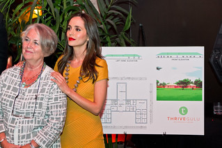 THRIVEgulu Launch Party
