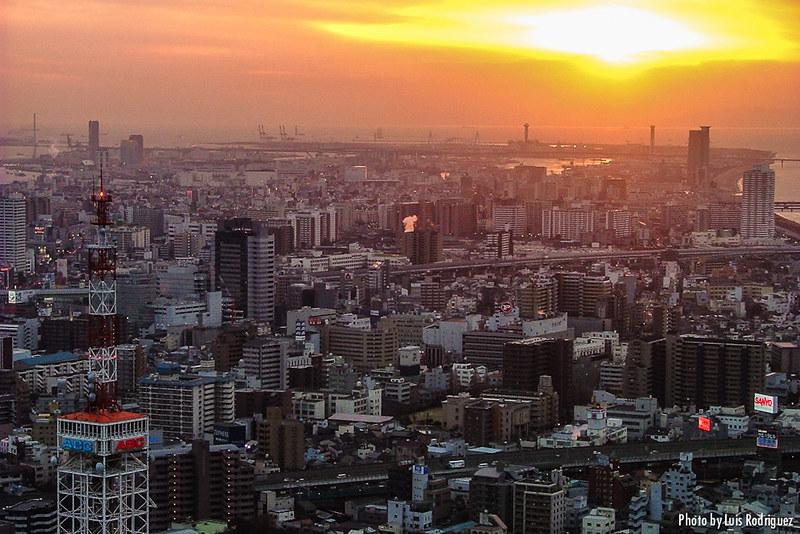 Umeda Sky Building-5