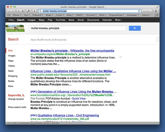 Safari 6 search