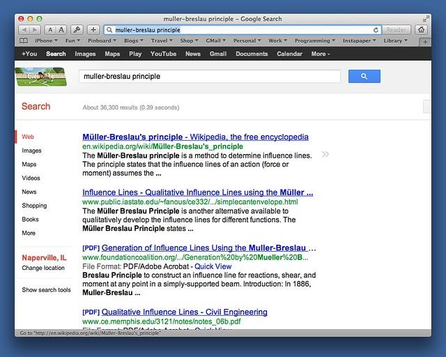 The Safari 6 URL crisis - All this