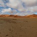 Emily and George Conquer Sossusvlei (Panorama)
