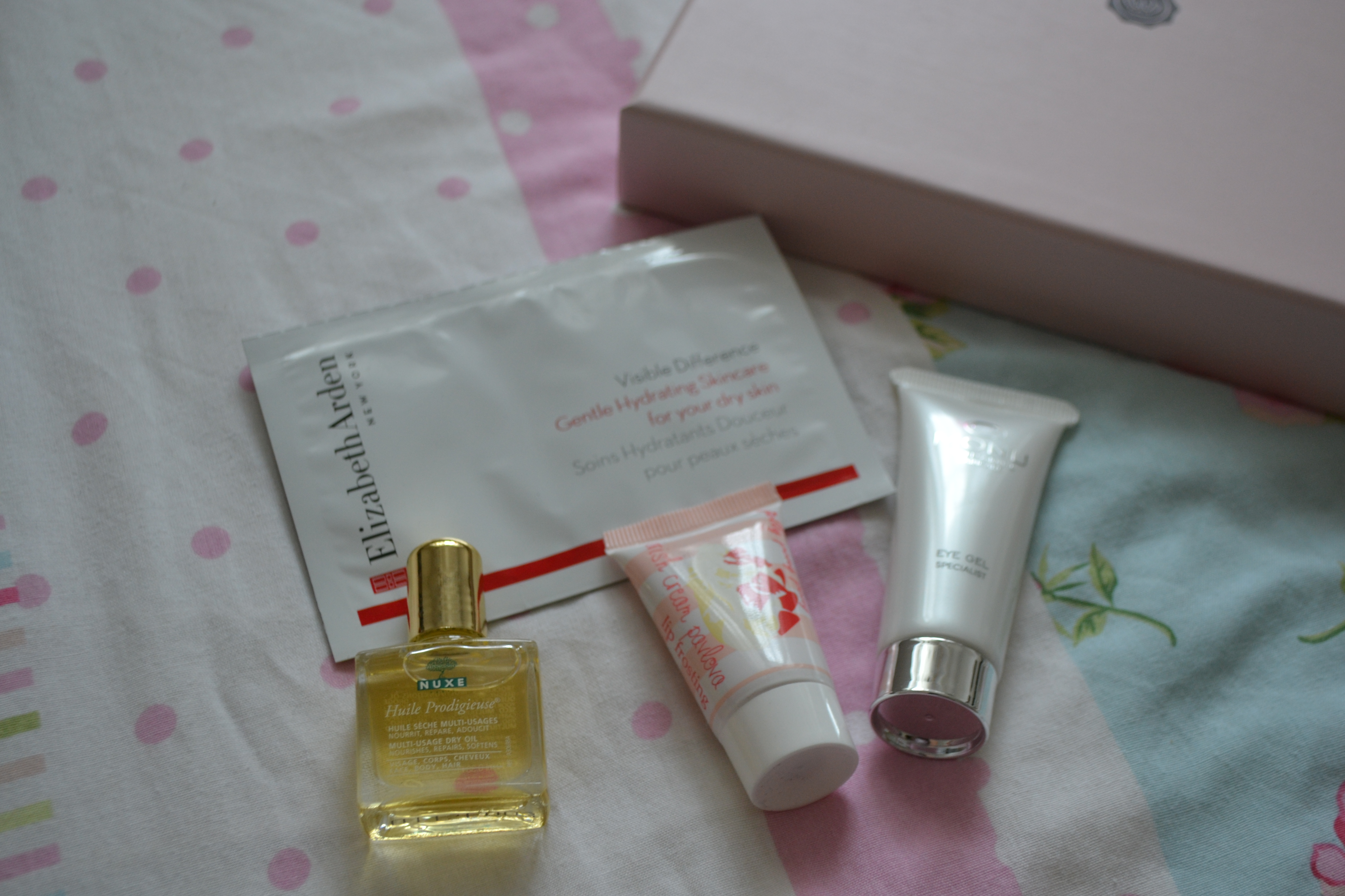 daisybutter - UK Style and Fashion Blog: pampering, beauty boxes, glossybox