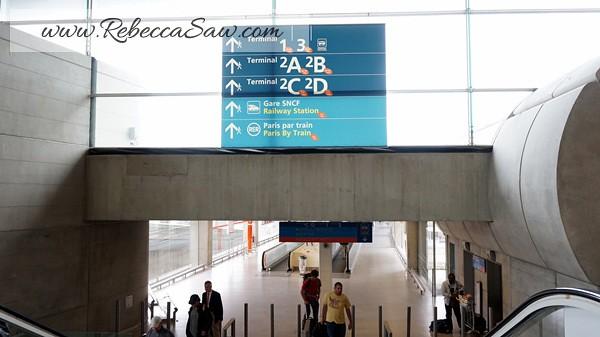 Paris Charles de Gaulle Airport - rebeccasaw (24)