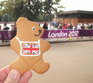 Olympic Gingerbread