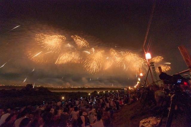 長岡まつり 復興祈願花火フェニックス/ Nagaoka Fireworks Phoenix