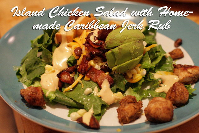 Island Chicken Salad