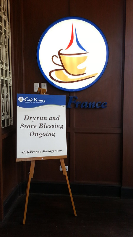 Cafe France More Than Your Usual CoffeeShop Opens in Davao City
