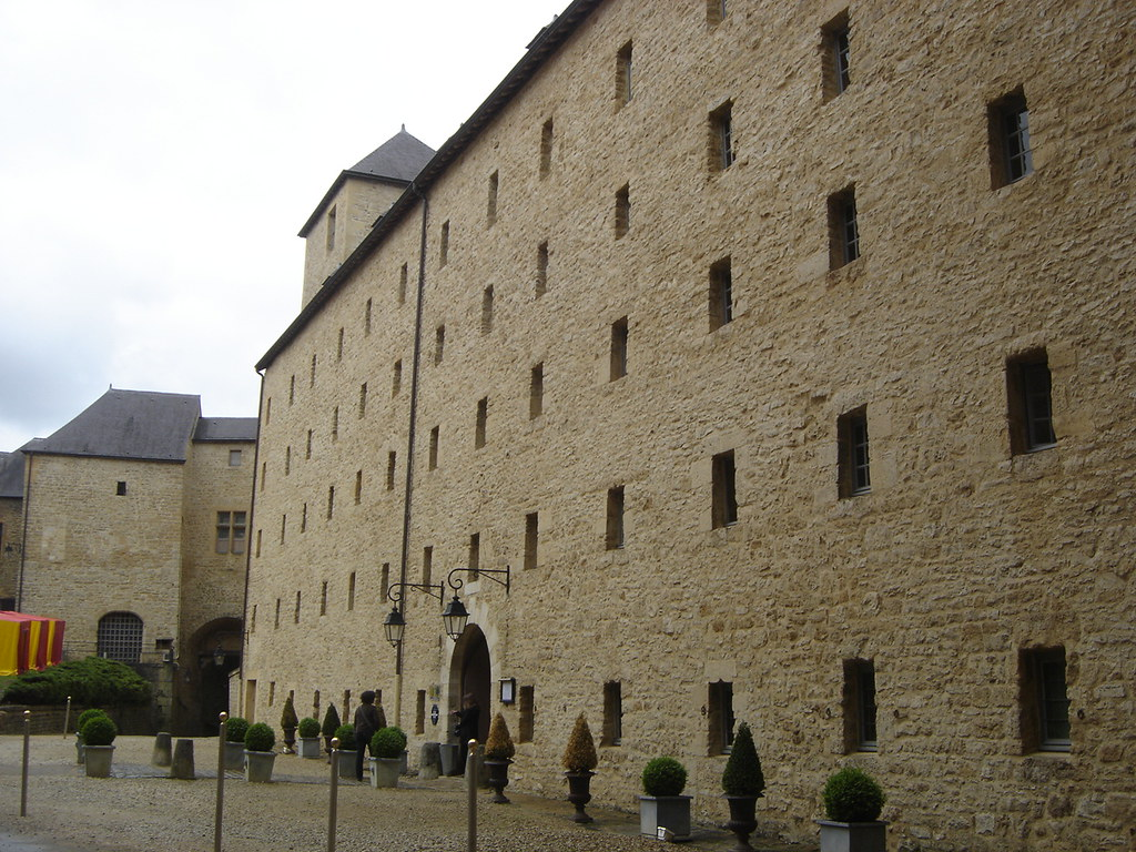 Hotel in the Castle of Sedan