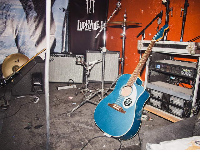Fender's Raffle Guitar