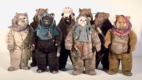 Rumor - New Star Wars Social Game About Ewoks Incoming