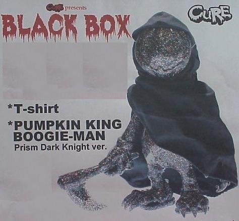 cure pumpkin king boogie-man set