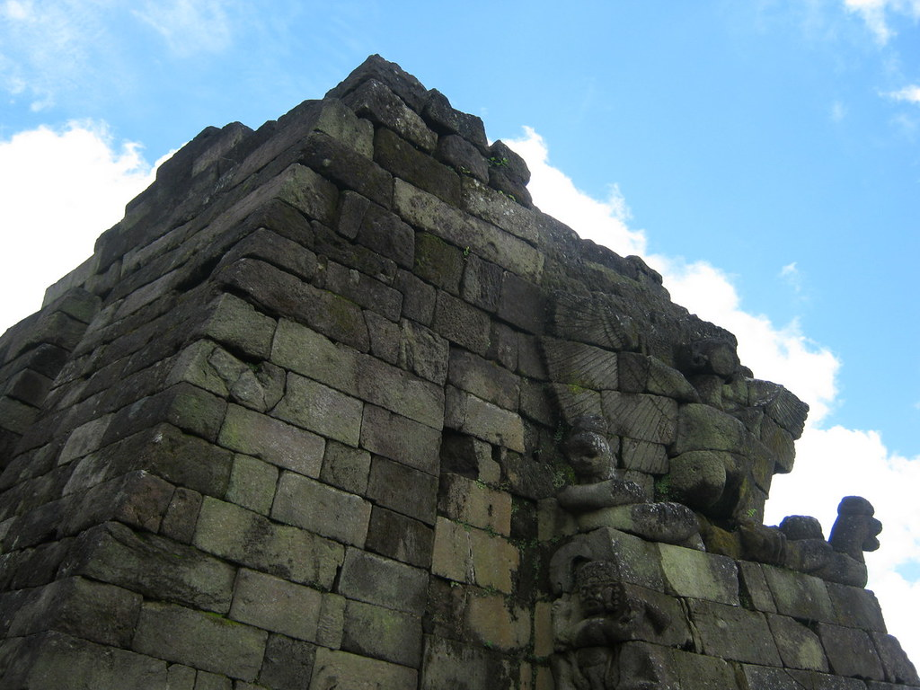 Gate of Candi Sukuh