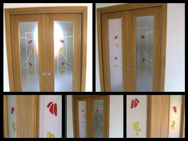 Serglas glasstyle porte vetro scorrevoli scomparsa porte for Porte scorrevoli per cucina