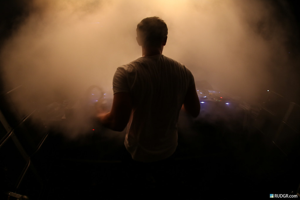 Fedde le Grand at the Big Top mainstage