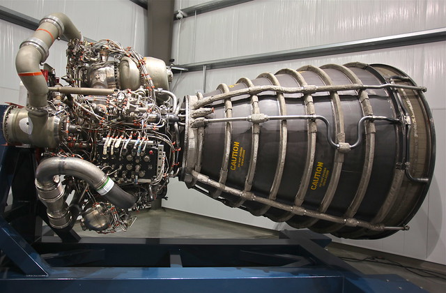 space shuttle engine - photo #4